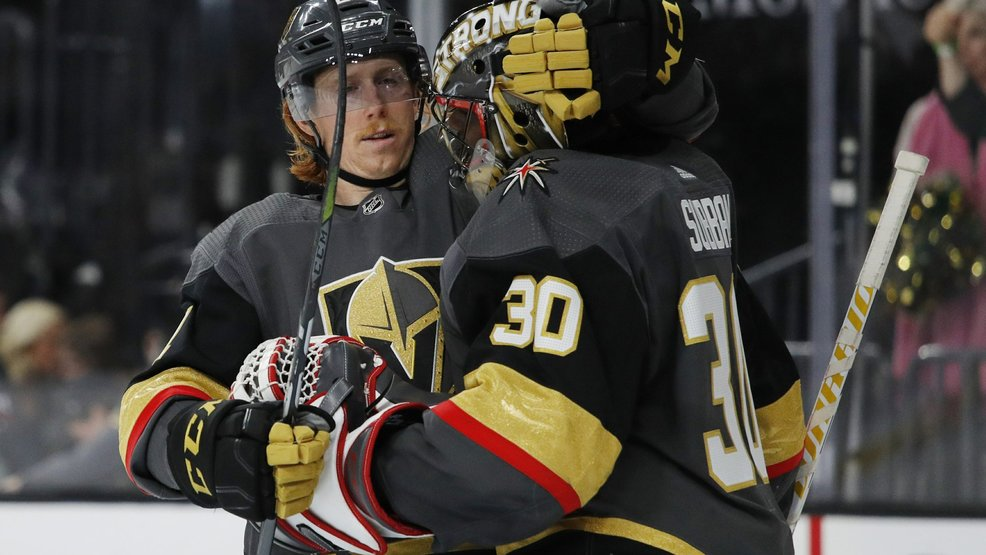 Marchessault S Goal Leads Golden Knights Over Oilers 3 1 Ksnv