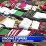 Local organizations collect toys, stockings for foster children