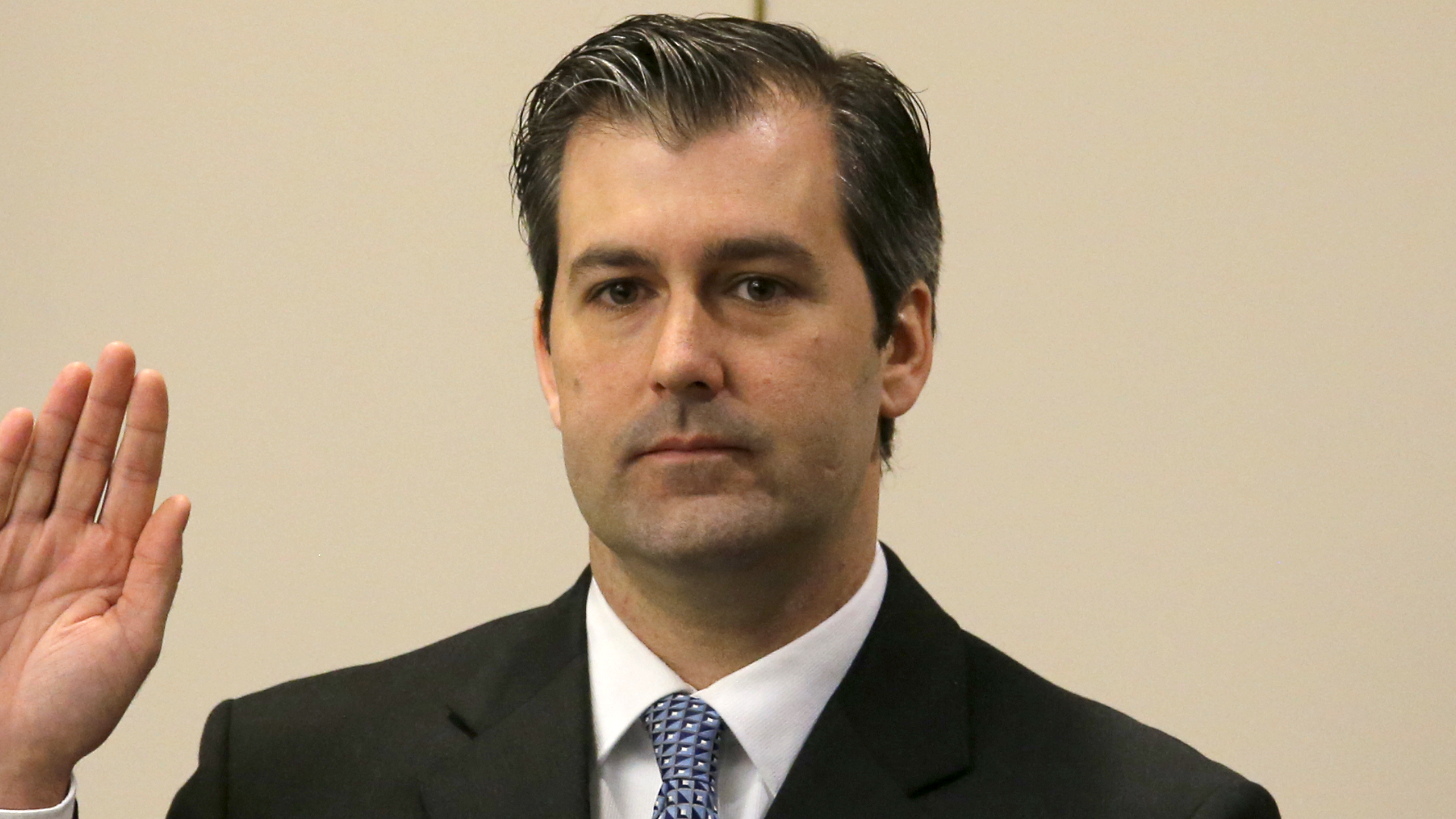 Michael Slager in court. (WCIV, File)<p></p>