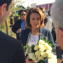 Pelosi visits Las Vegas to pay respects, honor first responders after 1 October