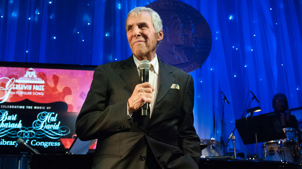New collaboration has Burt Bacharach still working at 92