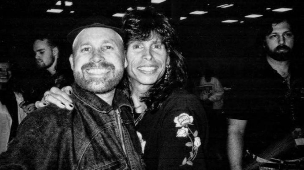 Tom Petty, Steven Tyler, Dolly Parton - Local Photographer has Met them All