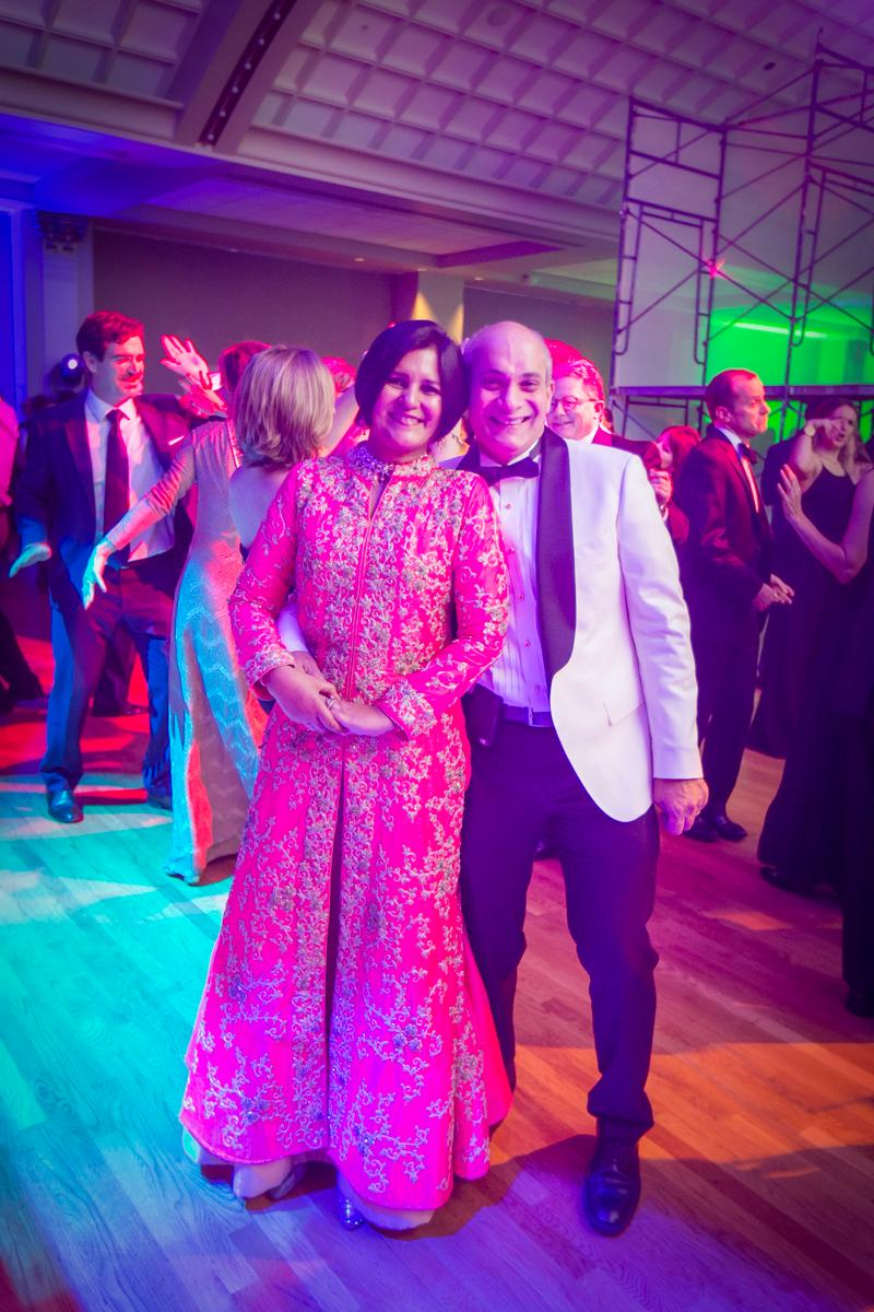 Darryl and Shilpa Diaz / Image: Mike Bresnen Photography