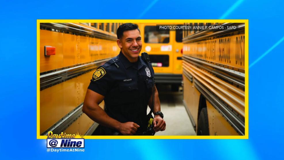 Need a new calender? Cop the SAPD Hot Cop Calender! | KABB