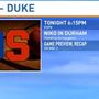 SU-Duke:  ready for the showdown?