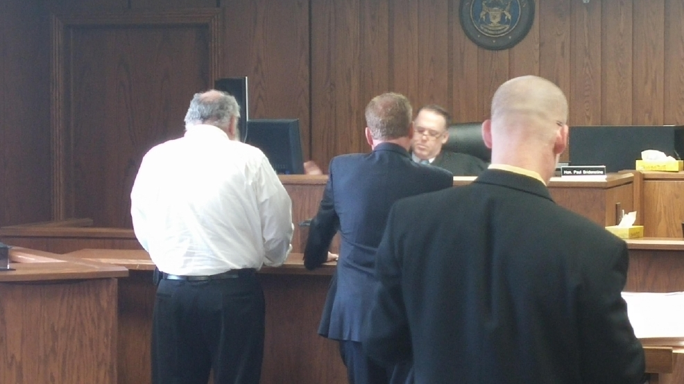 Joseph Weeks sentenced for felony embezzlement   WWMT