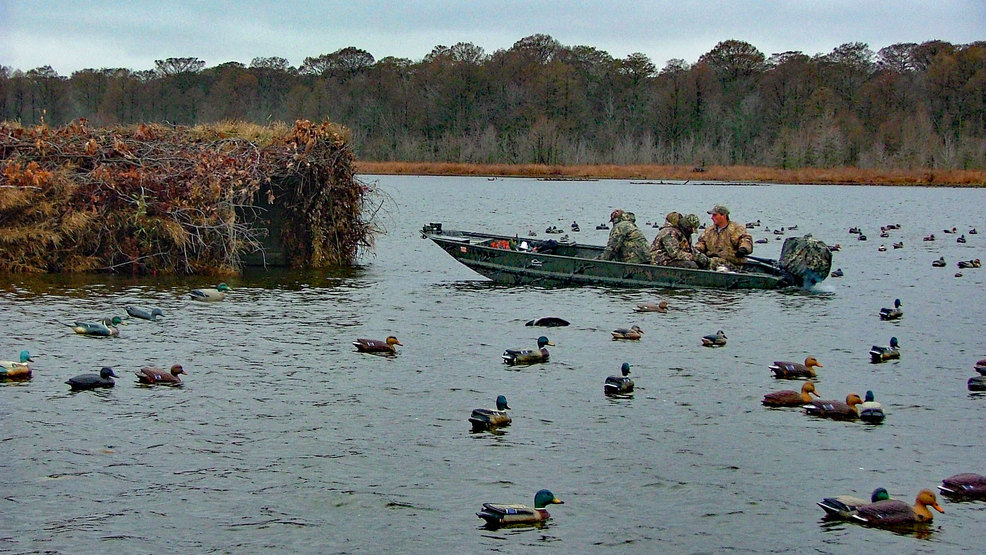 New process to prevent 'illegal' duck blind sales   WTVC