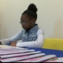 Nine year old author holds book signing in Marlboro County