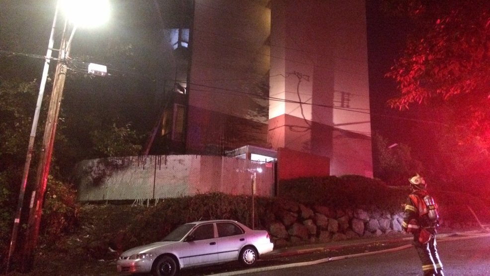 Seattle Housing Authority building burned in 2 alarm