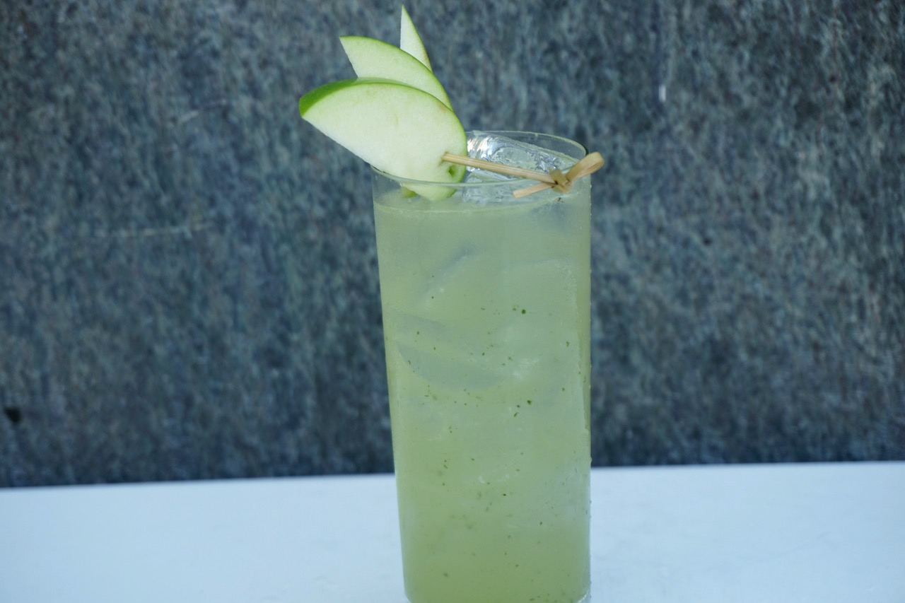 Apple Collins at Ambar (Courtesy of Ambar)<p></p>