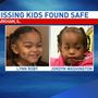 2 young children of a slain woman found safe by police