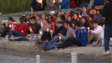 Candlelight vigil held for teen who drowned