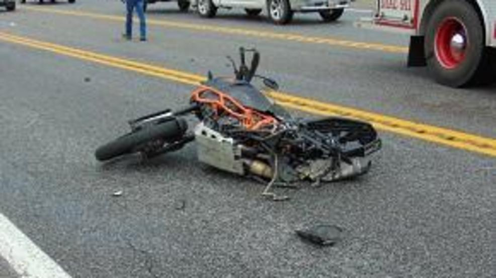 Fatal motorcycle accident on Highway 6