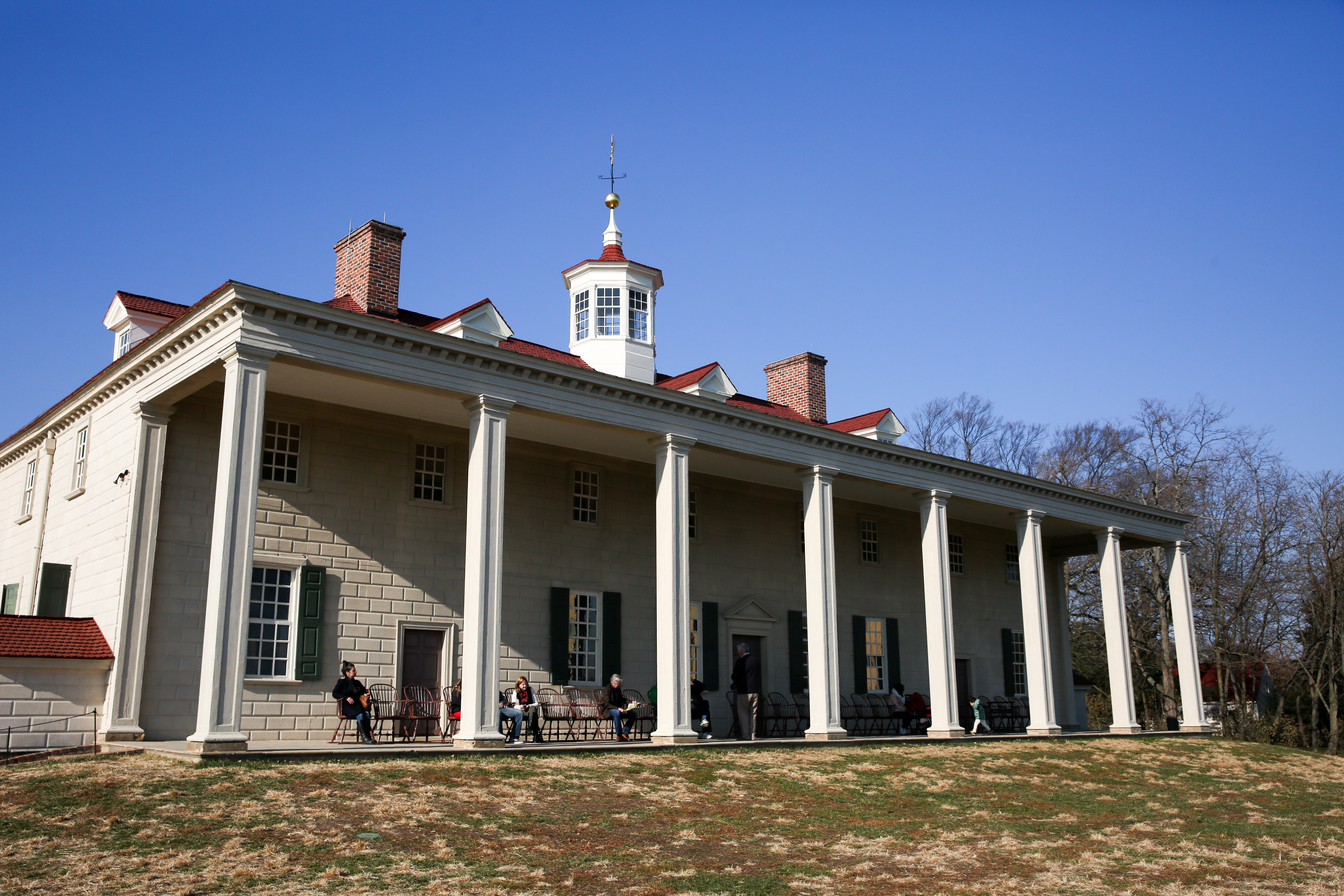 What better way to spend a long weekend than by enjoying some history and culture... for free! Celebrate George Washington's birthday at his home at Mount Vernon, and skip the regular $20 admission fee. All day long there will be special events, starting with a wreath laying at Washington's Tomb at 10 a.m. to character performances, syrup tastings, musical demonstrations and even a special military demonstration. (Image: Amanda Andrade-Rhoades/ DC Refined)