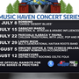 Music Haven Concert Series 2018