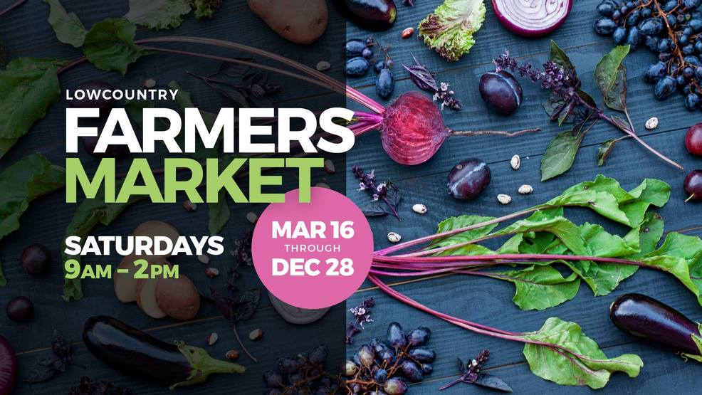 Tanger Outlets in North Charleston to host Lowcountry Farmers Market every Saturday